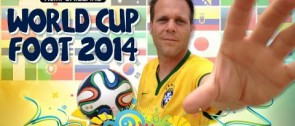 World Cup Foot 2014, 32 tricks par Rémi Gaillard