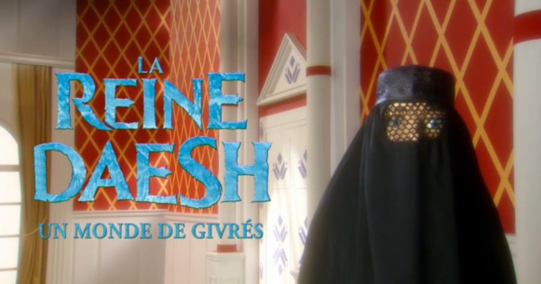 La Reine des neiges version Daesh